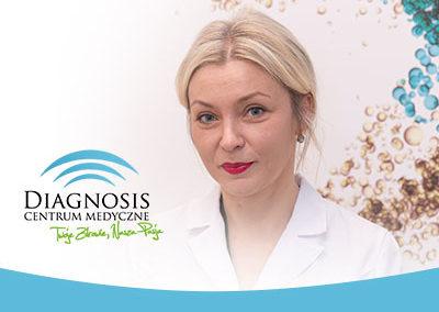 Dr n. med. Lidia Chmielewska-Michalak