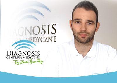 Dr n. med. Łukasz Czubaszewski
