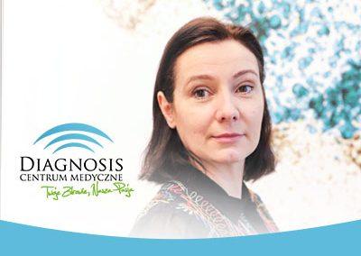 Dr n. med. Magdalena Łukasik-Głębocka
